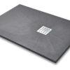 Douchebak-Slate-Tray-rechthoek-Grijs
