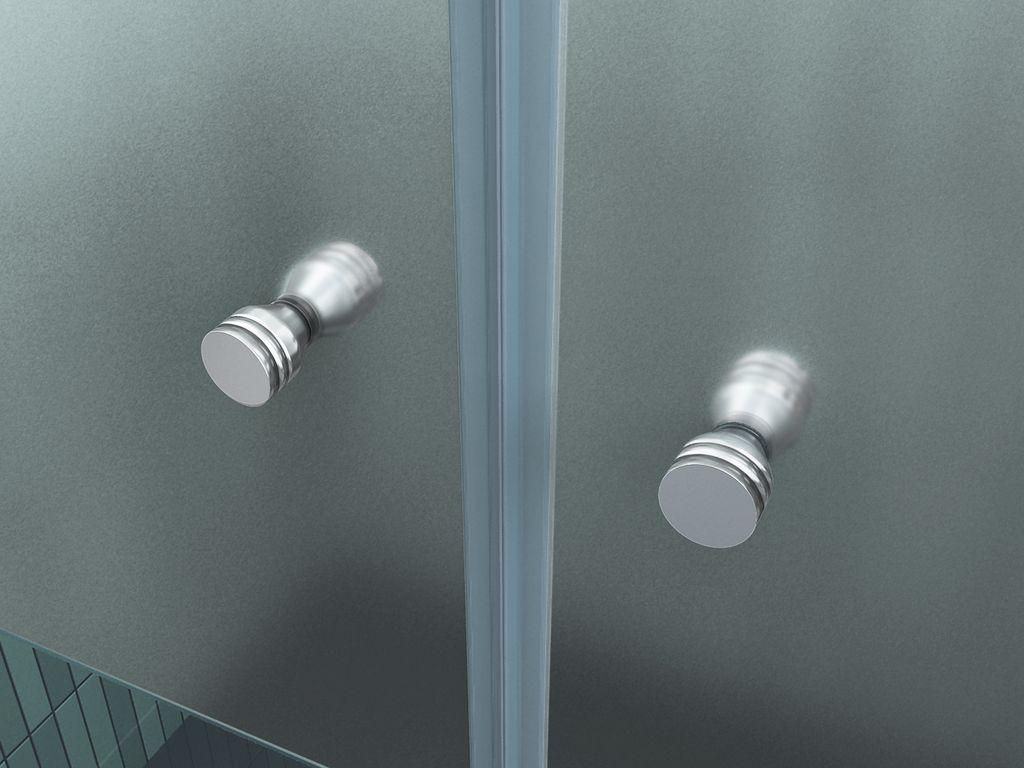 Douchenisdeur met schaamband