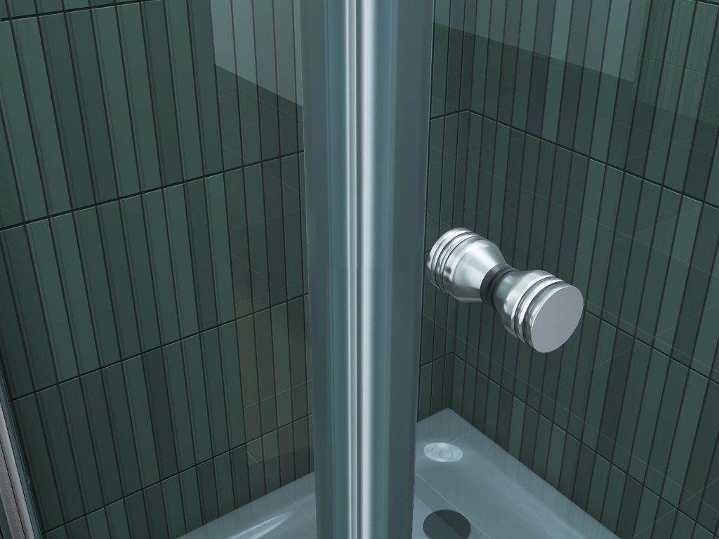 XL grote douche deur