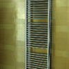 badkamer radiator chrome