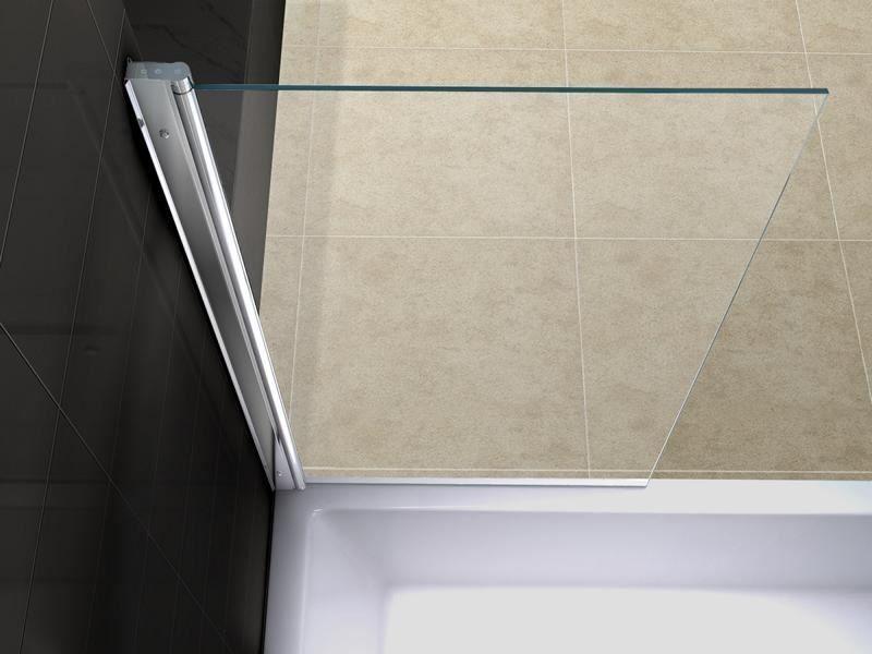 Badwand bovenaanzicht