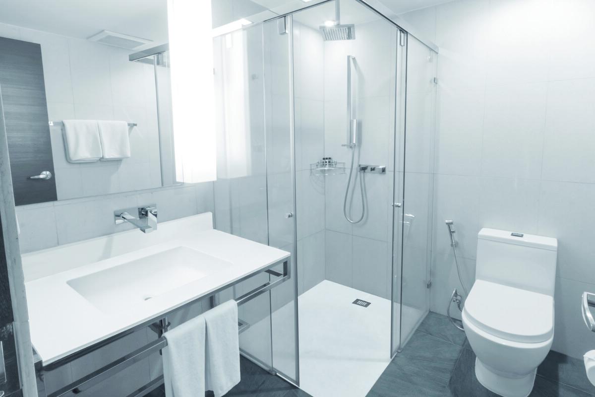 Design in uw badkamer