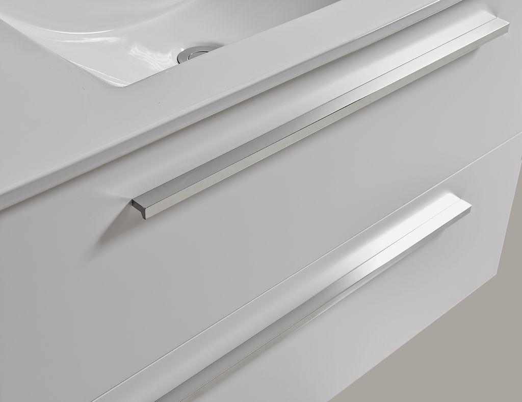 Aluminium handgrepen badmeubel