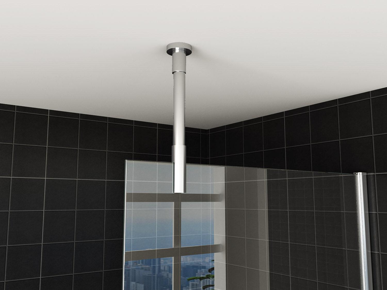 Plafond glas stabilisatie stang
