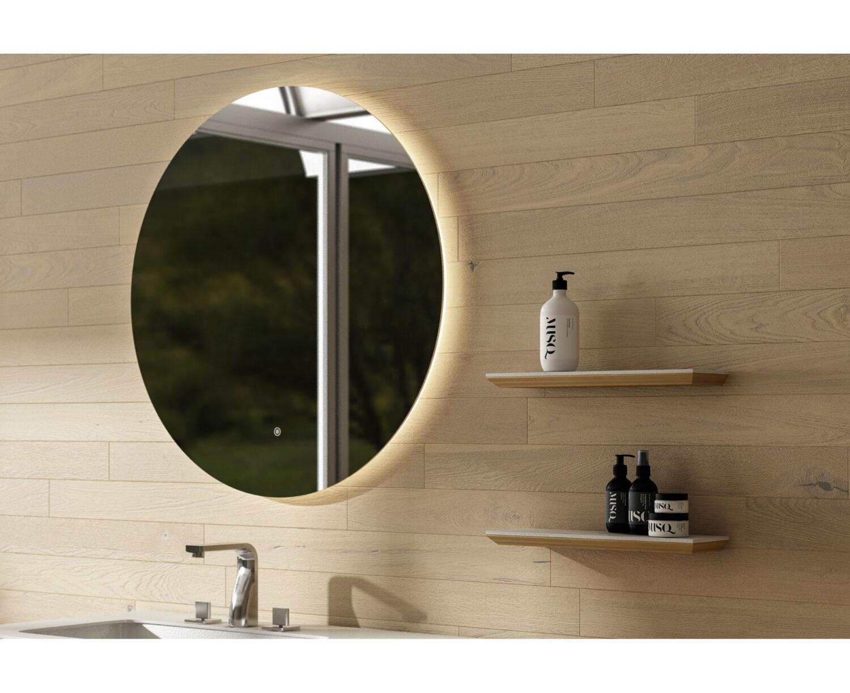Ronde LED badkamer spiegel